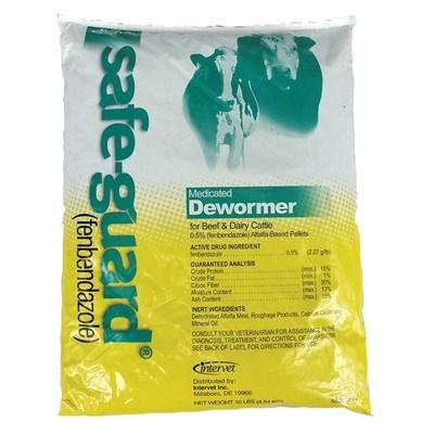 Durvet - Medicated Dewormer Pellets