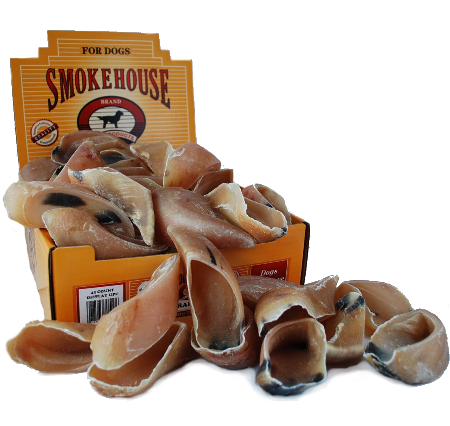 Smokehouse Natural Beef Hooves