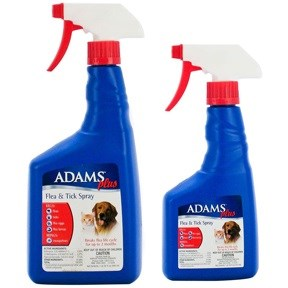 Adam's Plus Flea & Tick Spray 32 oz