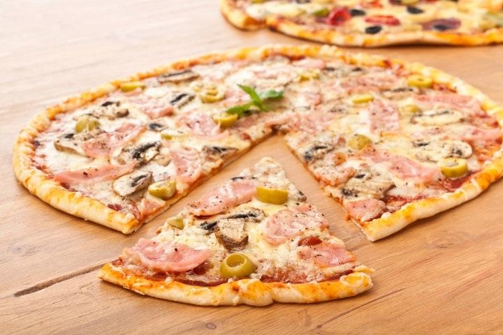 Итальянская пицца тесто