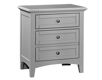 Bonanza 2 Drawer Nightstand
