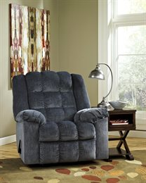 Ludden Upholstered Rocker Recliner