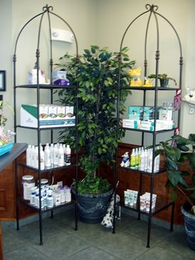 Pet Supplies at Capeside Animal Hospital