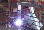 Clean welds are our specialty