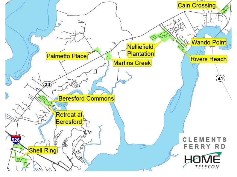 Clements Ferry - Velocity Neighborhoods