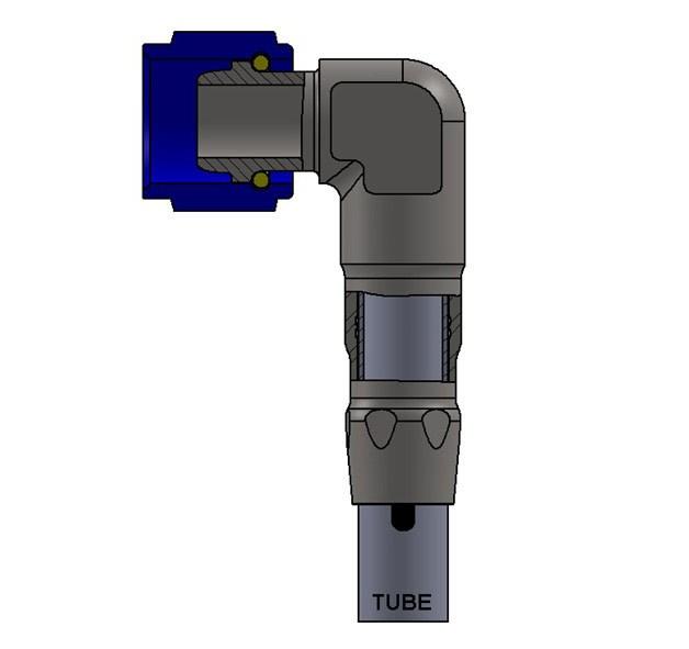 Elbow Female Adapter
