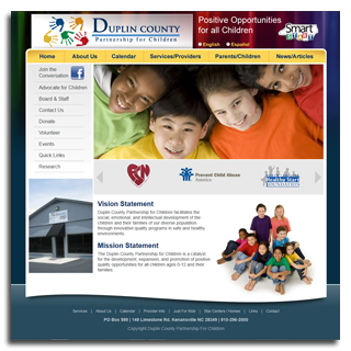 The Duplin County Partnership for Children
