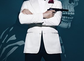 Watch the trailer for Spectre - Now Playing on Demand