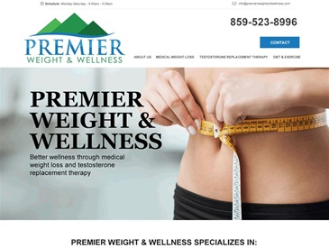 Premier Weight and Wellness
