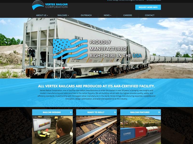 Vertex Rail Corporation