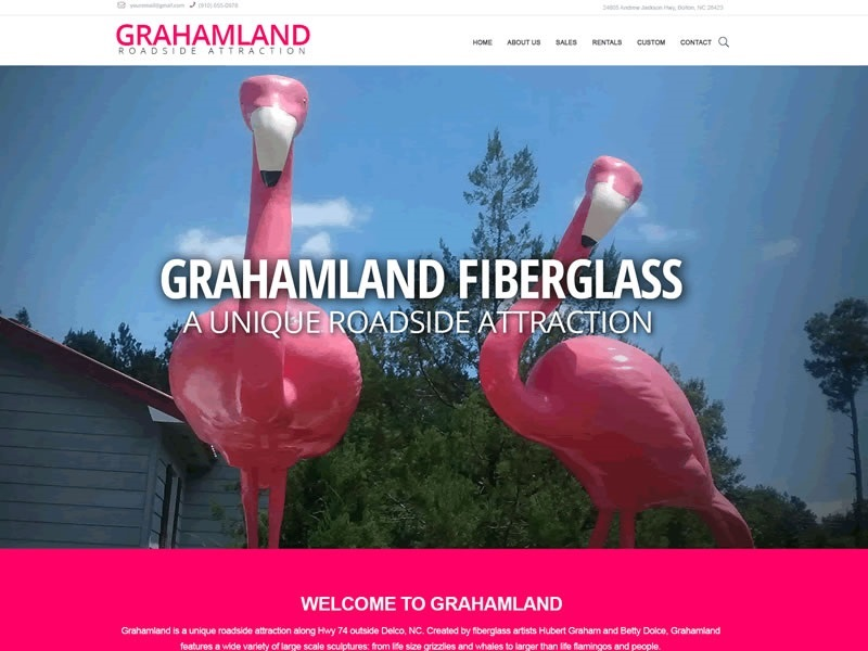 Grahamland Fiber Glass