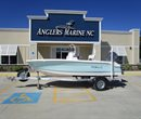 2017 Robalo R160 CC Sea Foam Green New Boat