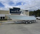 2019 Key West 244 CC Ice Blue ##UNKNOWN_VALUE## Boat