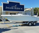 2018 Key West 211 DC Ice Blue ##UNKNOWN_VALUE## Boat