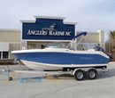 2017 Robalo 207 DC All Boat