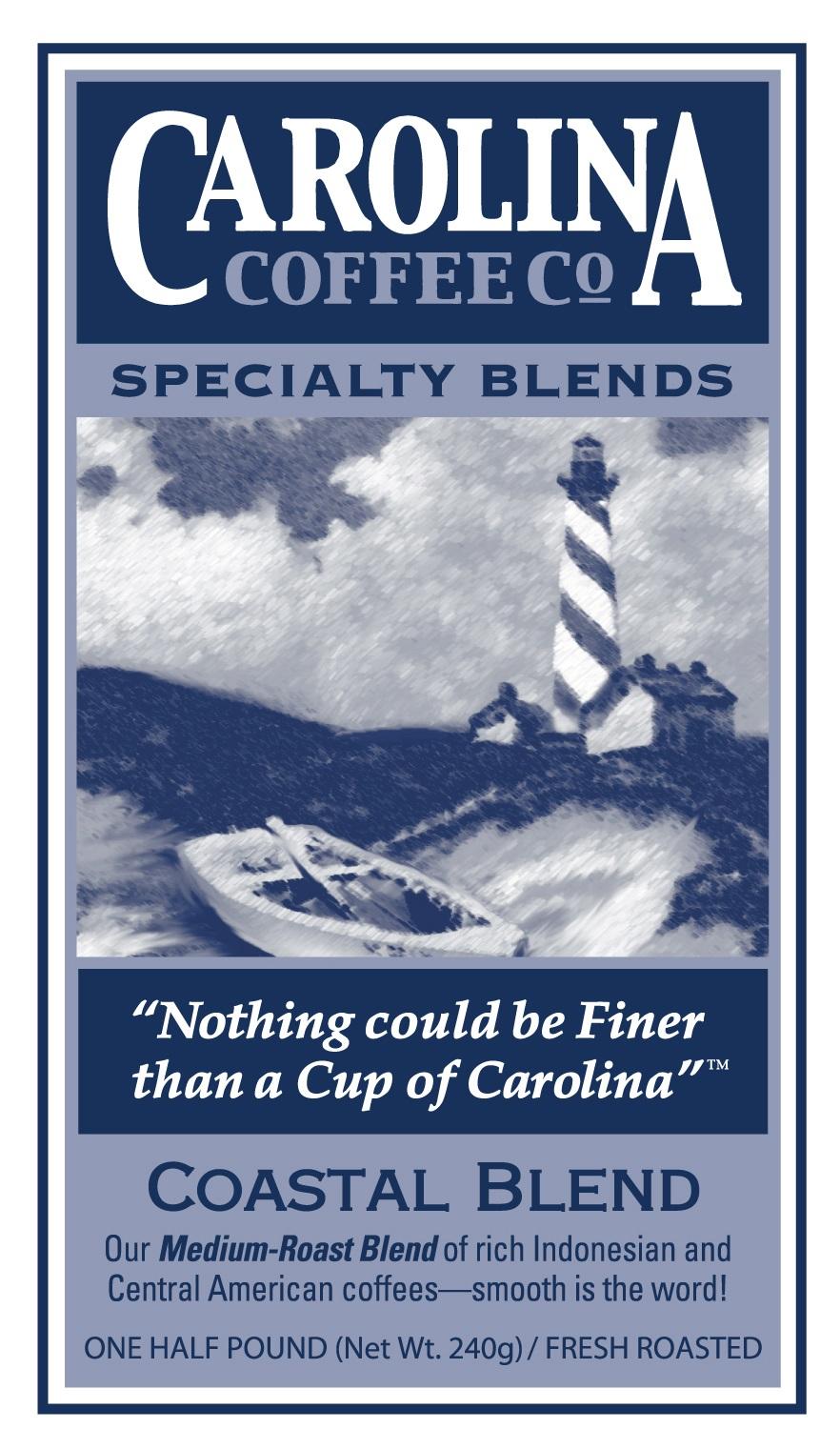 Carolina Coffee Coastal Carolina Blend