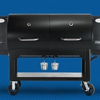 COUNTRY SMOKERS SERIES SUPER HOG Pellet Grill