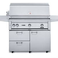 "Lynx 42"" professional cart grill with ProSear"