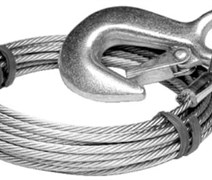 3/16 IN. X 25' WINCH CABLE