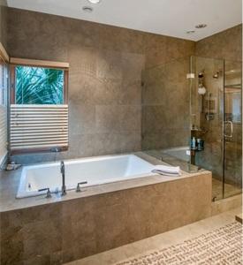 Wrightsville Beach Master Bath