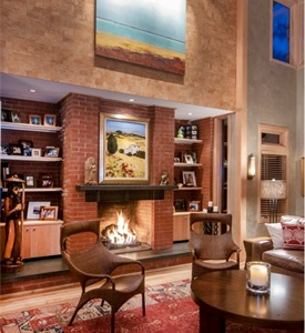 Wrightsville Beach Living Room