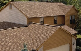 Landmark™ Special Shingles - Color: Resawn Shake