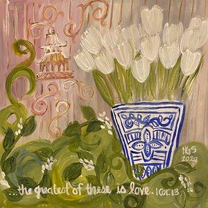 Tulips 1 Cor 13