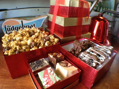 Deluxe Gift Tower