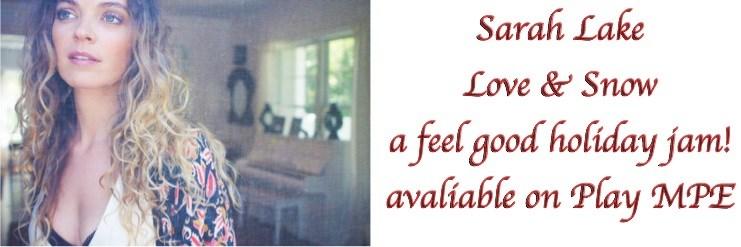 Sarah Lake - Love & Snow