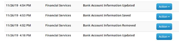 Bank Draft Instructions