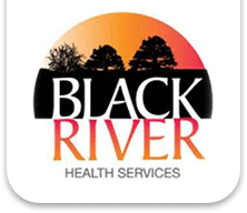 Black River Health Logo