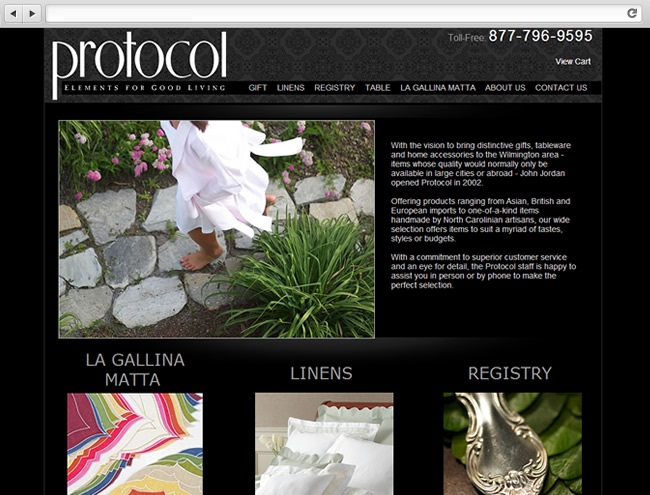 Protocol-Elements For Fine Living