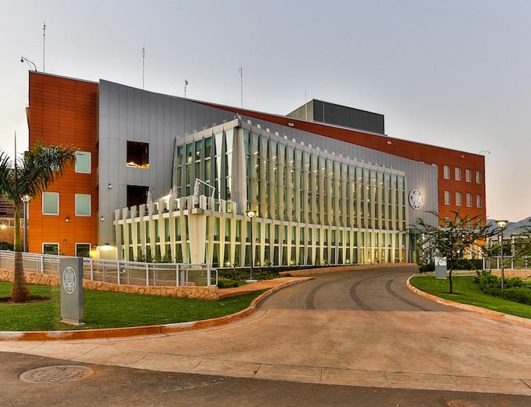 US Embassy, Mbabane
