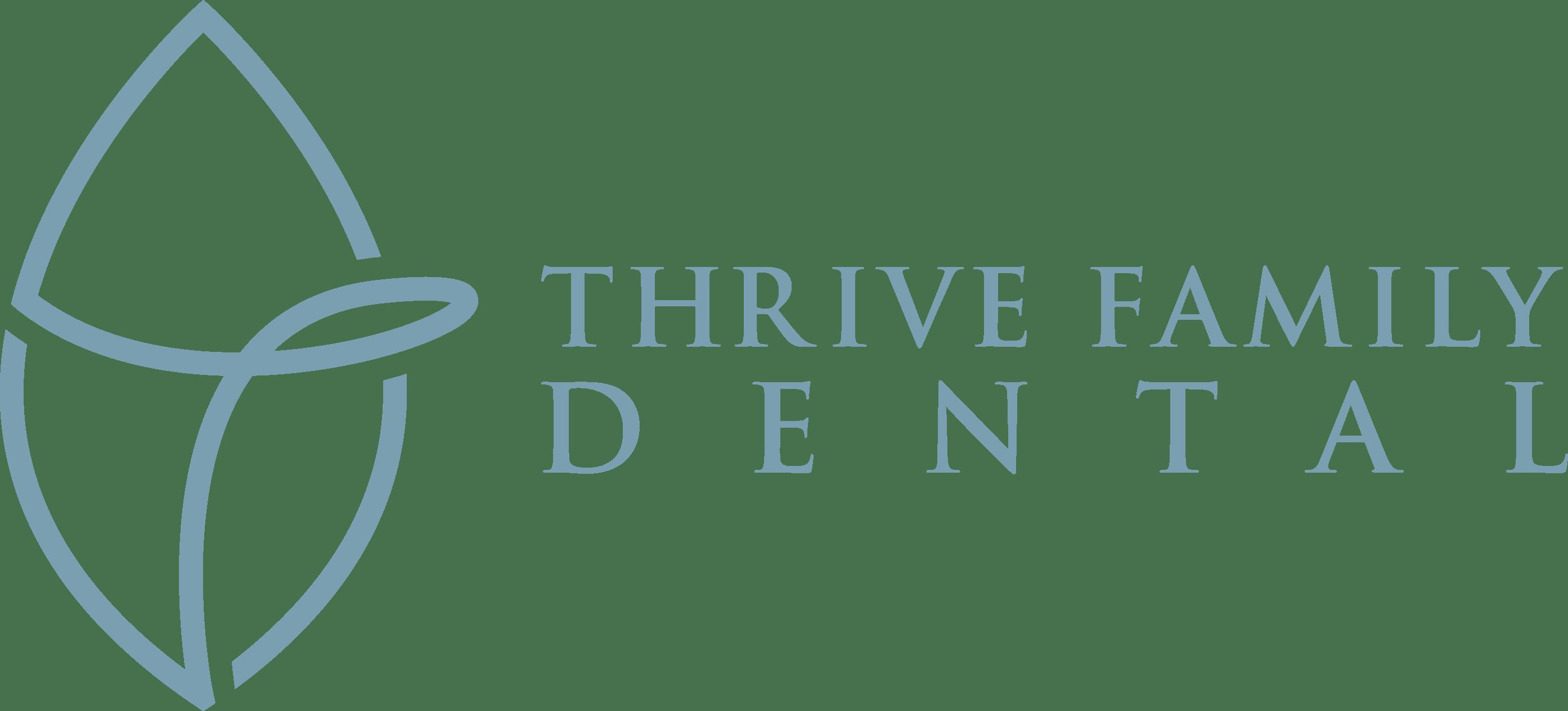 paws4people Sponsor | Thrive Family Dental