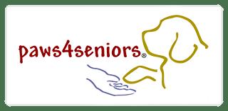 Paws4Seniors Logo