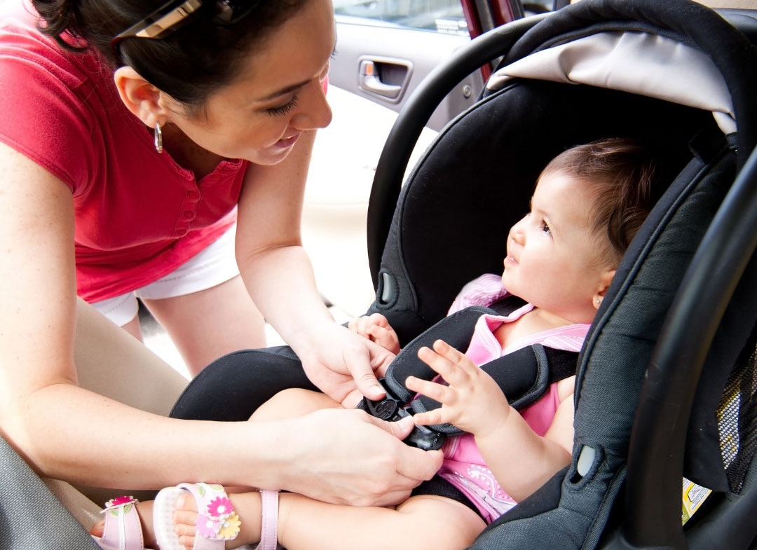Car Seat Install Checkpoint Event
