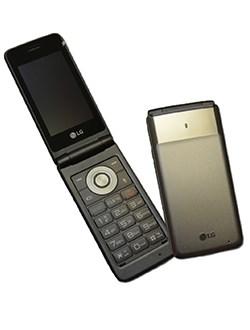 LG Exalt Flip Phone