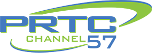 PRTC Channel 57 logo