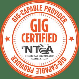 Gig Certified logo