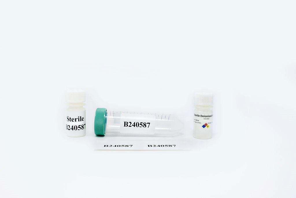 Bio Vial Assembly w/ Sterile Water (DRSKO)
