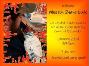 Winston Shane Coyle