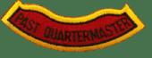 Past Quartermaster