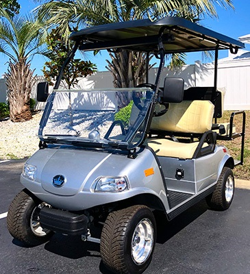2019 Evolution 4 Passenger