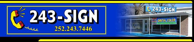 243-SIGN Logo