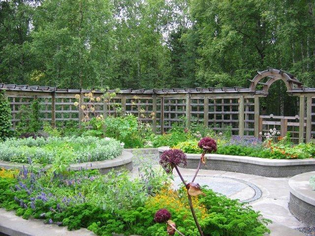 Alaska Botanical Garden - 6