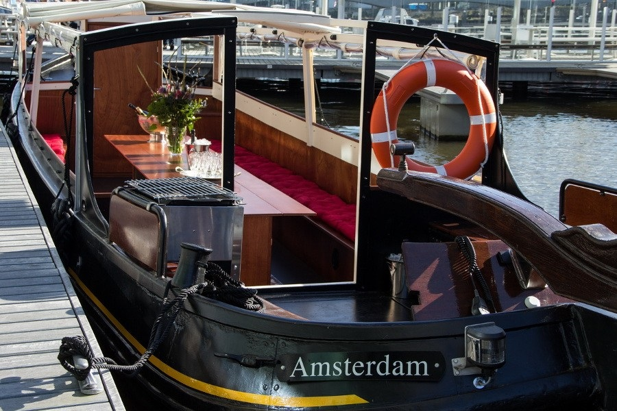 Amsterdam By Boat - 6
