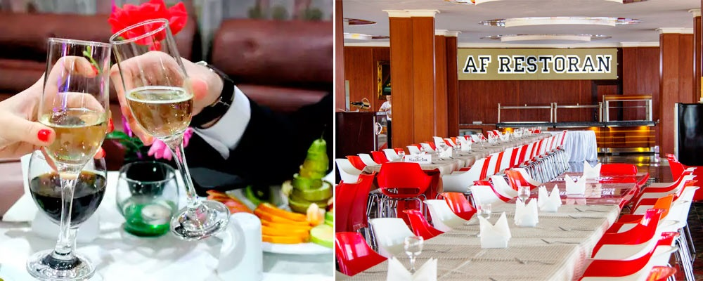 AF Hotel Aqua Park Aparthotel - 6