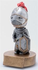 BHC - Knight American Bobblehead Mascot