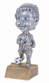 BH530 - Female Soccer Bobblehead