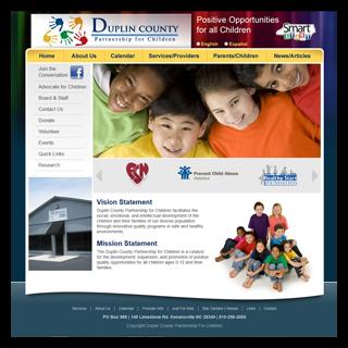 The Duplin County Partnership for Children